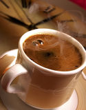 Time for fresh Turkish coffee. Stock Photos