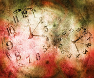 Time goes fast Royalty Free Stock Photography