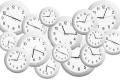 Time is going on royalty free stock images