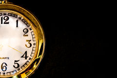 Time is gold Royalty Free Stock Photo