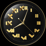 Time is gold Royalty Free Stock Image
