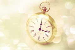 Time is golden Royalty Free Stock Image
