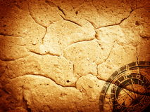 Time gone royalty free stock photography