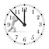 The time has come Royalty Free Stock Photos