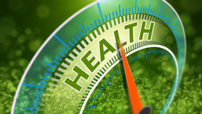 Time for health care concept Royalty Free Stock Image