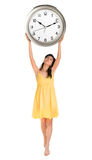 Time holder Royalty Free Stock Image