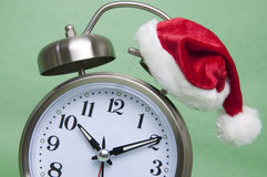 Time Until the Holidays Stock Images