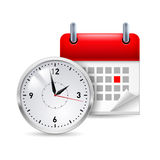 Time icon Royalty Free Stock Photo