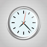Time icon design Stock Photography