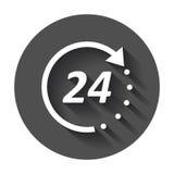 Time icon. stock illustration