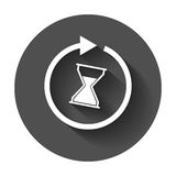 Time icon. Stock Images