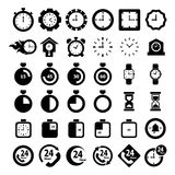 Time Icon Stock Photos