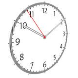 Time illustration Royalty Free Stock Photos
