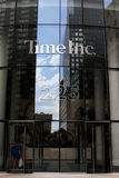Time Inc Building. The Time Inc building located at 225 Liberty Street, Manhattan, NYC Royalty Free Stock Image