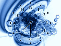 Time Internals Stock Images