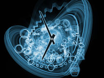 Time Internals Stock Photography
