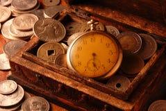 Free Time Is Money Stock Photos - 17433423