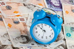 Free Time Is Money Royalty Free Stock Images - 17683599