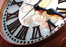 Free Time Is Money Stock Photo - 18878470
