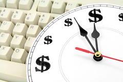 Free Time Is Money Stock Photos - 2114803