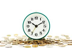 Free Time Is Money Stock Images - 4935934