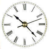 Time Isolated Royalty Free Stock Photo