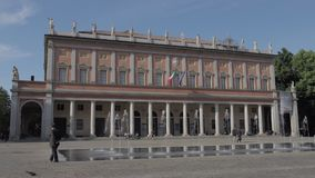 Time Lapse de Romolo Valli Municipal Theater Reggio Emilia metrajes