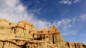 Time Lapse of Scenic Red Rock Canyon Daytime stock footage