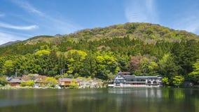 Time lapse video of Lake Kinrin in Yufu city, Oita Prefecture, Japan