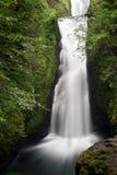 Time Lapse Waterfall Stock Photo