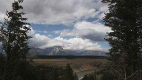 Time Lapse Yellowstone National Park USA Stock Images