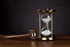 Time for Legal services Stock Images