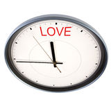Time for love Royalty Free Stock Image