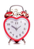 Time for love Stock Photo