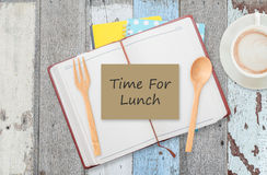 Time for lunch Stock Photos