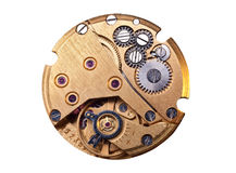 Time machine Stock Image