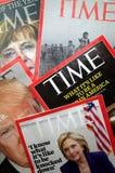 Time Magazine Display Royalty Free Stock Photos