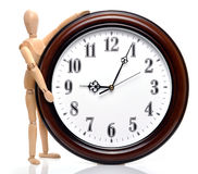 Time management Stock Image