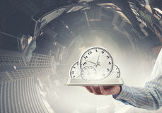 Time management Stock Photography