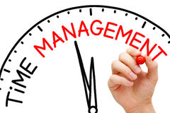 Free Time Management Concept Royalty Free Stock Photos - 29815248