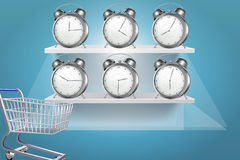Time Management Concept. Royalty Free Stock Photos