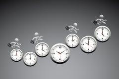 Time Management Concept. Stock Photos