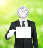 Time management concept Royalty Free Stock Images