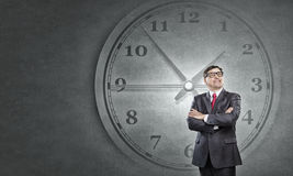 Time management. Concept image Royalty Free Stock Photography