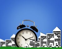 Time Management Concept Royalty Free Stock Photos