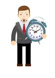 Time management, productivity, planning and Royalty Free Stock Photos
