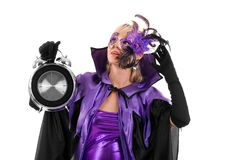 Time for a masquerade ball. Royalty Free Stock Photography
