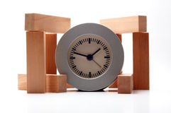 Time & Materials. Abstract for Project Managemnet finance Royalty Free Stock Images