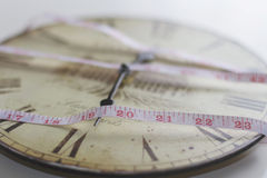 Time measure Royalty Free Stock Photography