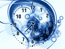 Time mechanism Stock Images